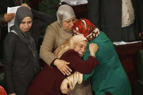 Il team W e la nuova Costituzione tunisina