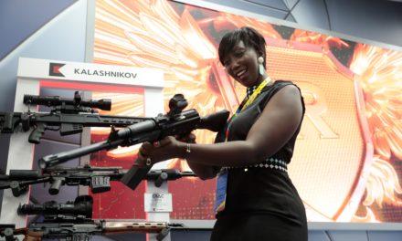 Putin, piazzista d'armi in Africa