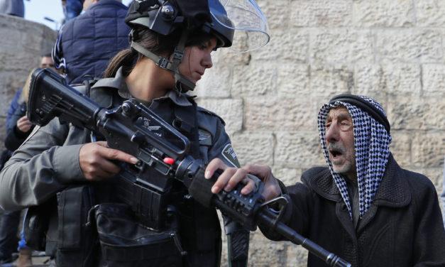 Israele come il Sudafrica dell'apartheid