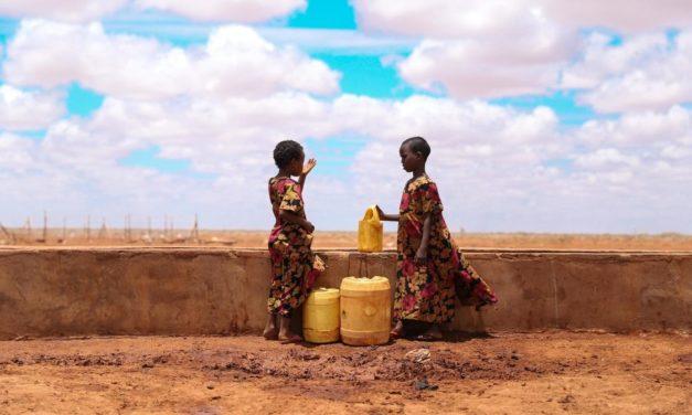 Clima impazzito in Africa: è guerra contro i bambini