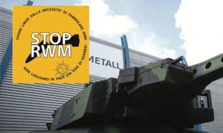 RWM: la fabbrica di bombe che i cittadini non vogliono