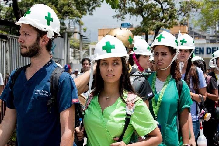 Venezuela: dai ribelli ai rampolli