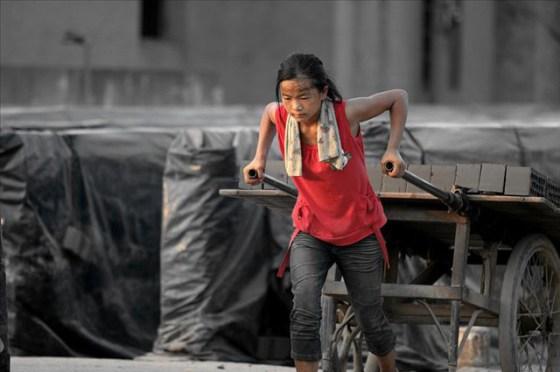 Cina: troppo ricchi, troppo poveri