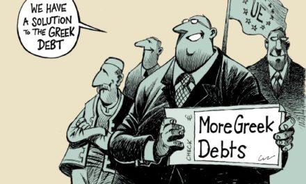 Tsipras nella spirale del debito