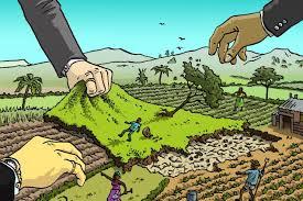 Ladri di terra a Wall Street