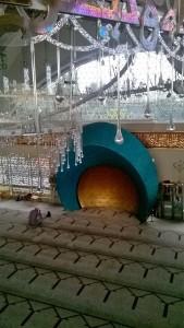 moschea sakirin