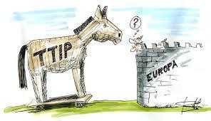 TTIP, il Trattato segreto che la gente non vuole